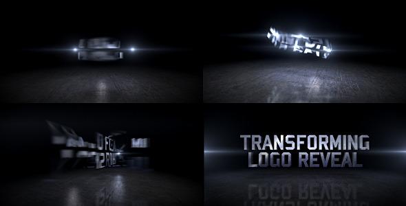 Transforming Logo Reveal - 590x300 V2