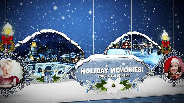 Winter Wonderland PopUp Album