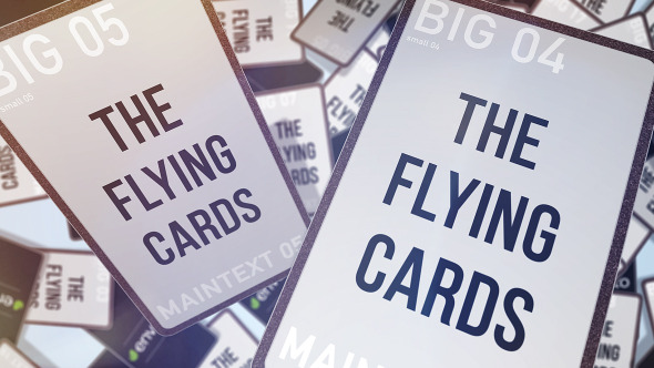 the flying cards 590x332