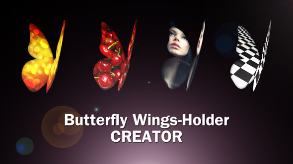 Butterfly Wings-Holder Creator preview_590x332