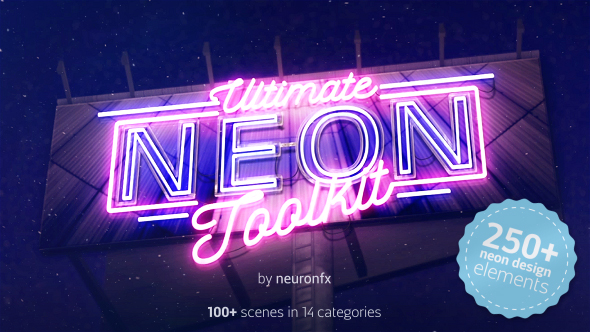 Ultimate Neon Toolkit - image preview 04