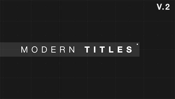 modern glitch titles perview v2_00000
