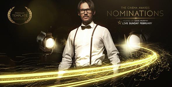 Cinema Awards Promo Image