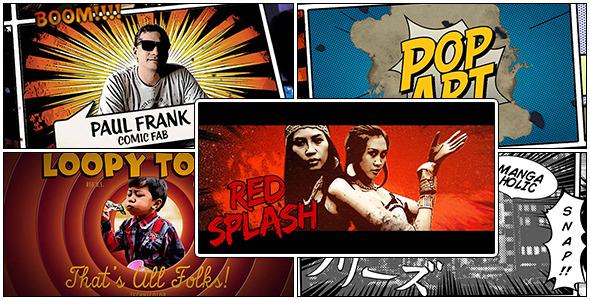 Comic-Pack