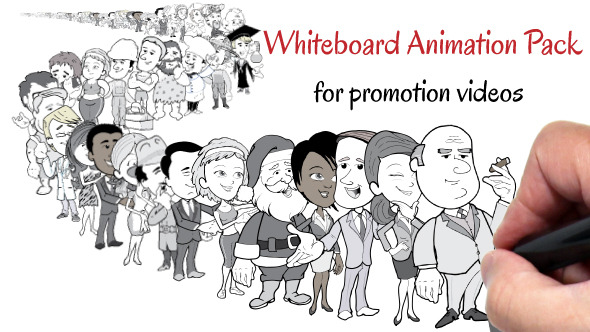 Whiteboard Animation Pack-590