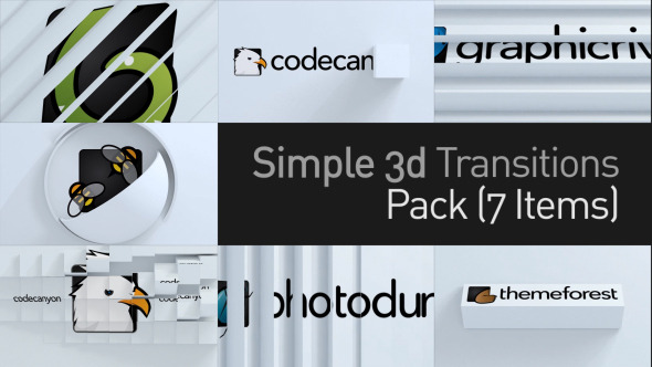 3d simple transition preview 590x332
