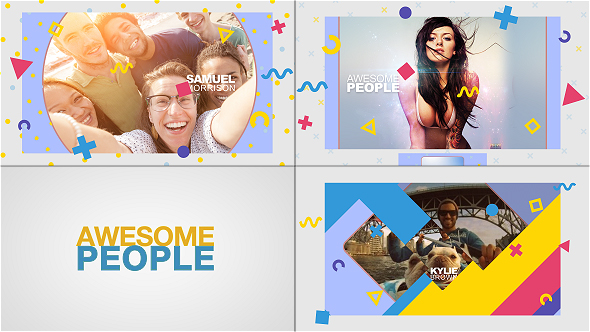 Awesome People Slideshow 590x332 v01