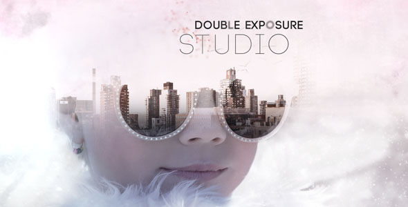 Double Exposure Studio – Project for After Effects (Videohive)