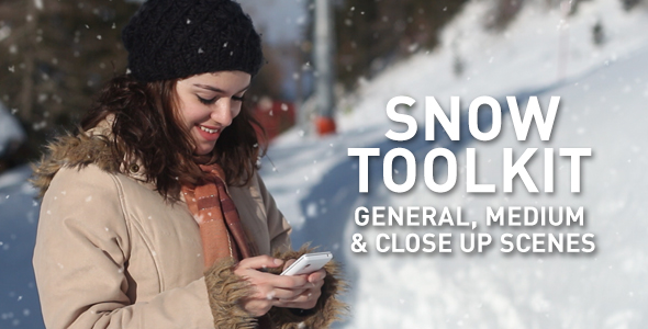 18740368-snow-toolkit