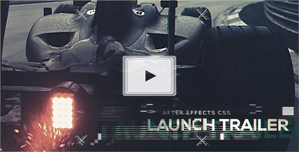590_launch-trailer-promo-template
