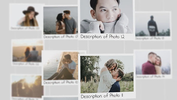 Photo Gallery - After Effects 78399 - Free download