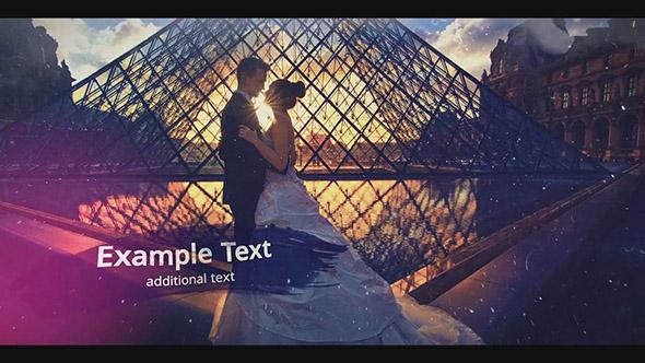 Wedding Slideshow 2350196 - Free download