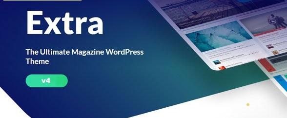 NULLED Extra v4.9.3 - Elegantthemes Premium WordPress Theme